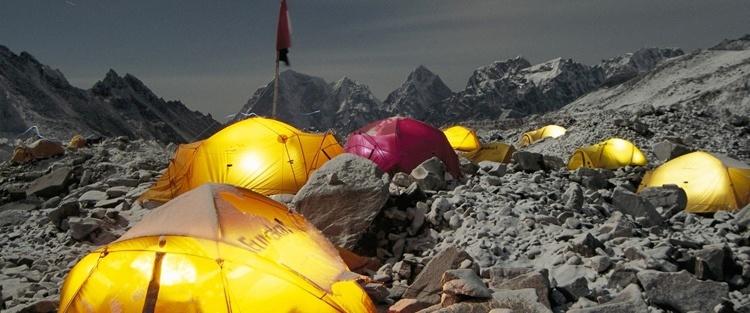Mount Everest Base