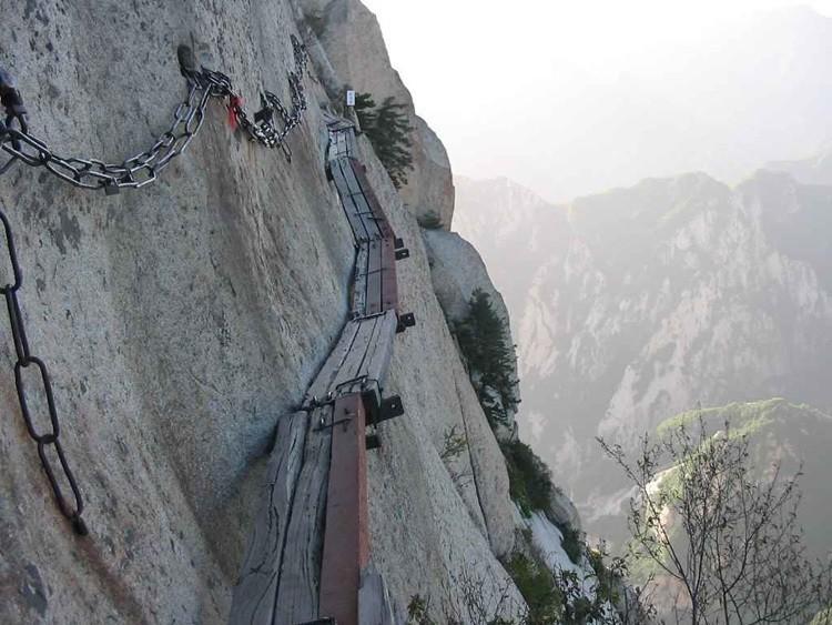 Huashan Hiking Trail
