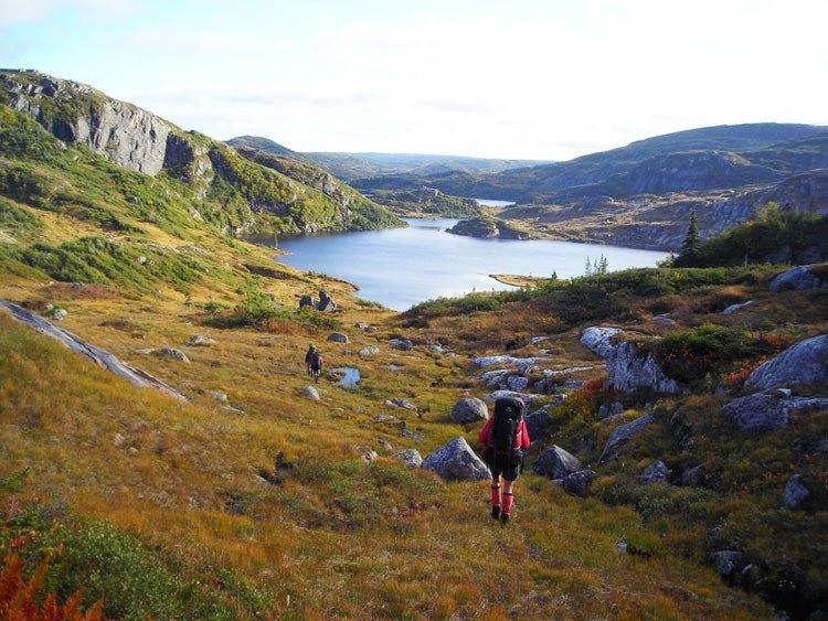 Long Traverse Trail