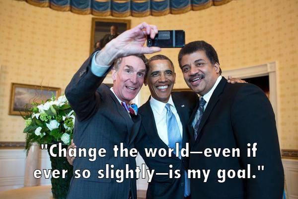 Bill Nye Tyson Obama