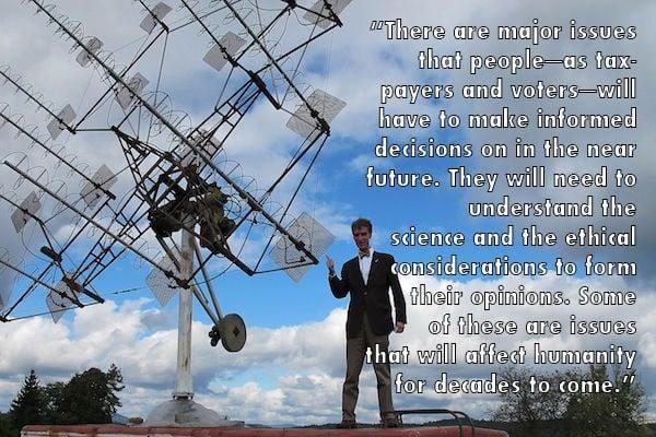 Bill Nye Antenna