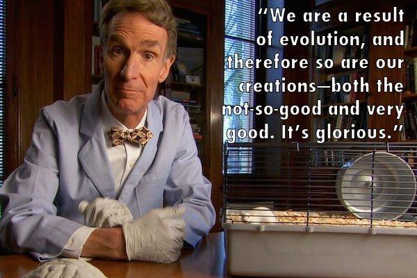 Bill Nye Mouse