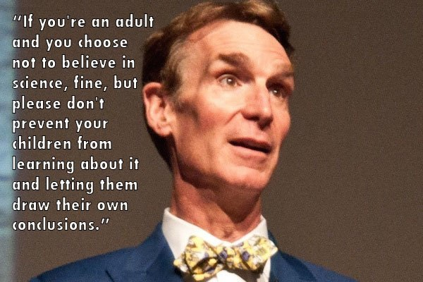 Bill Nye Quotes Bowtie
