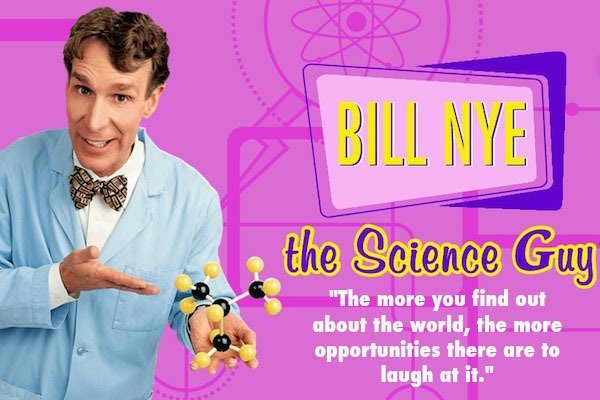 Bill Nye Quotes Pink