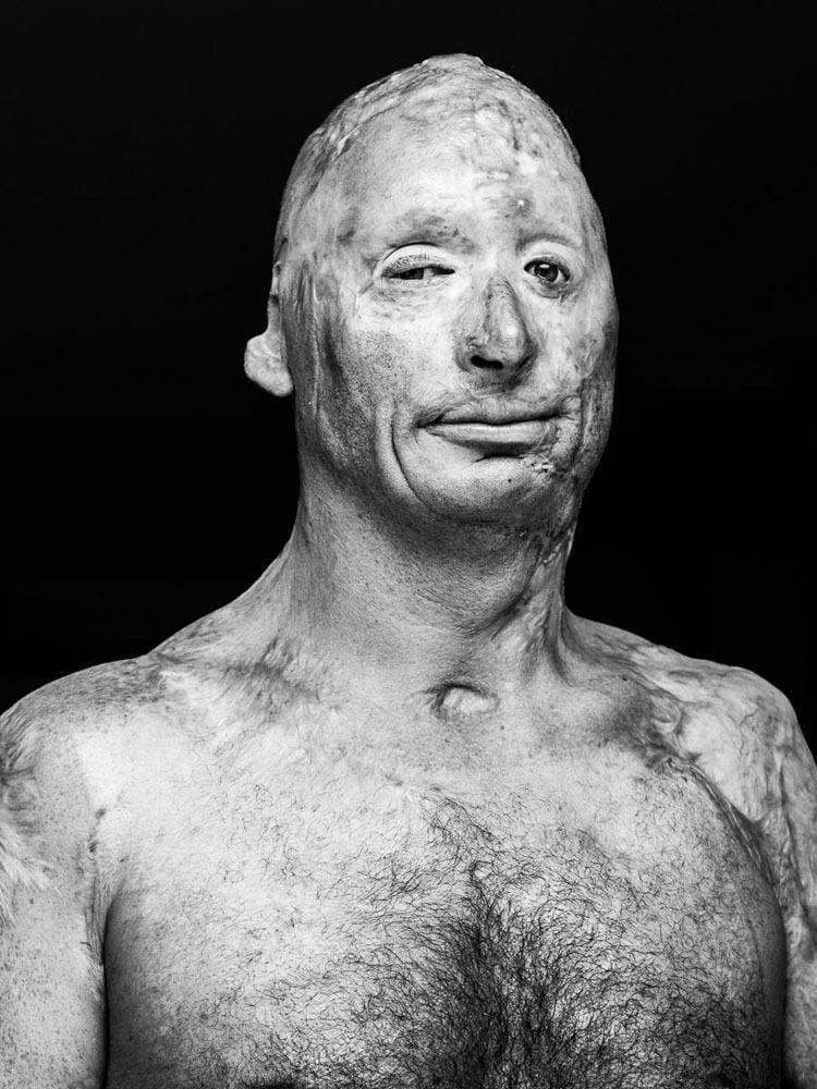 Inspirational Veteran Portraits Bobby Henline