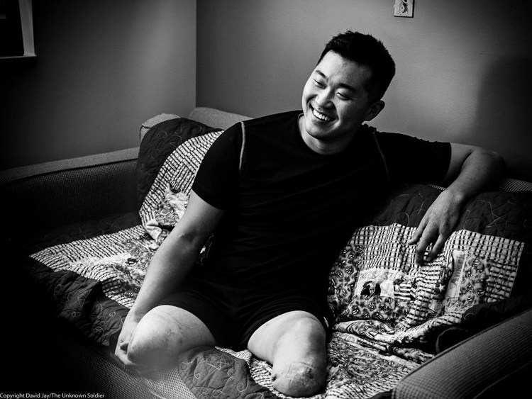 Inspirational Veteran Portraits Jason Pak