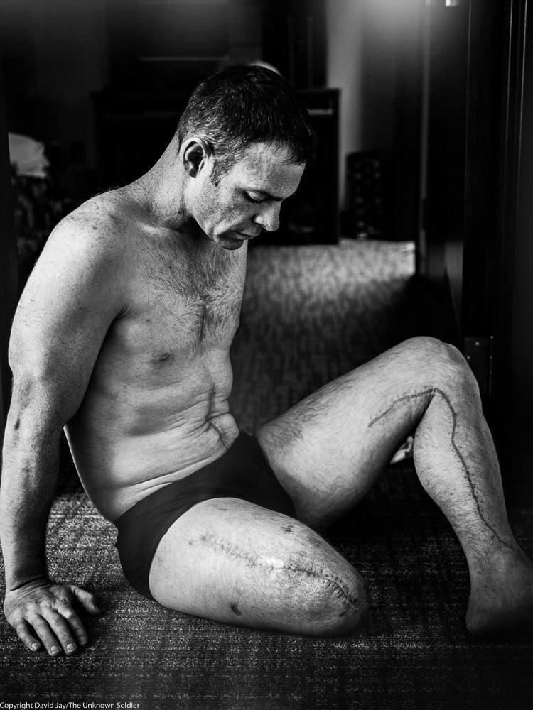 Inspirational Veteran Portraits Matt Smith