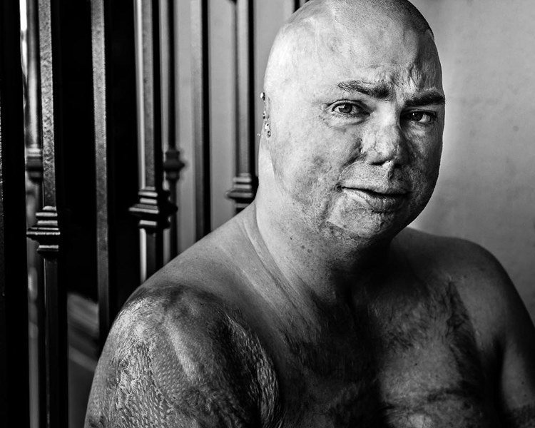 Inspirational Veteran Portraits Shilo Harris