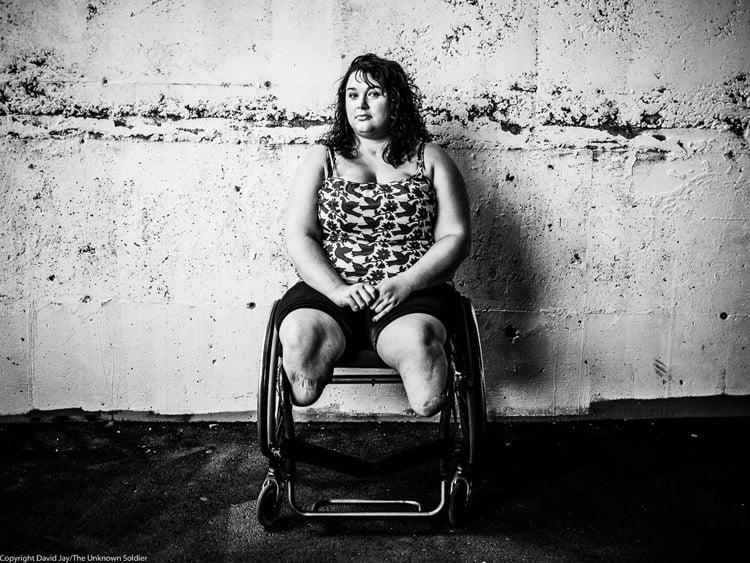 Inspirational Veteran Portraits Marissa Strock