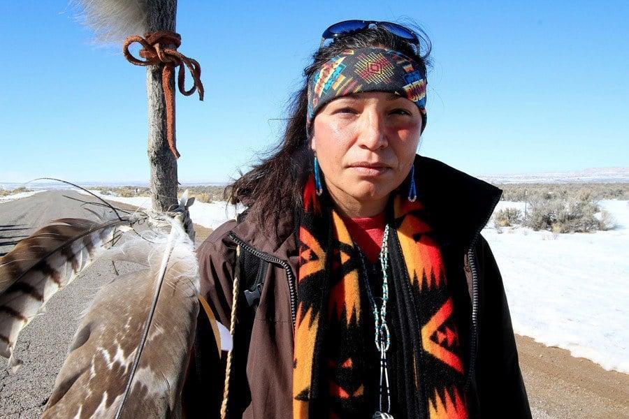 Modern Native Americans Red Elk