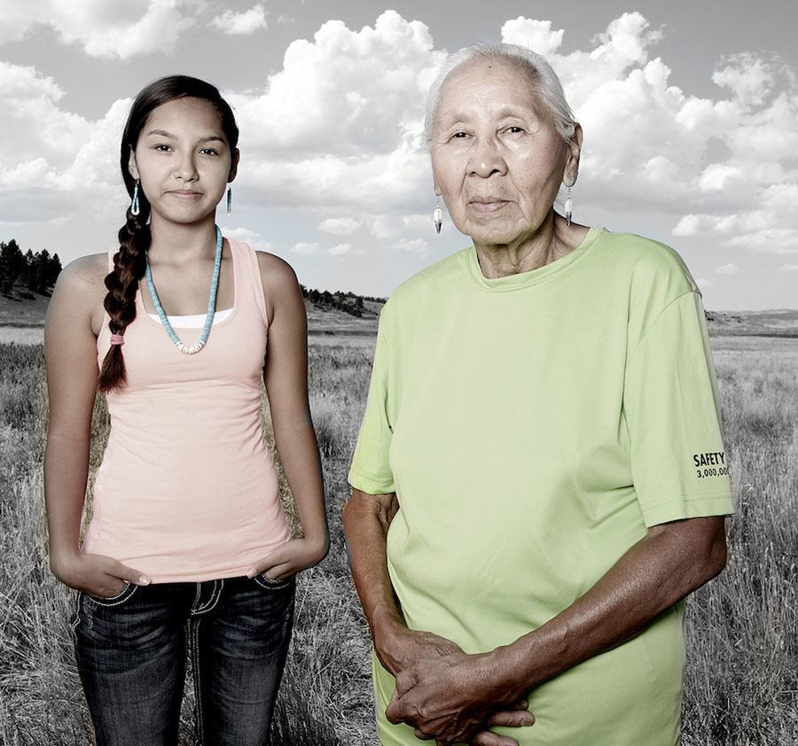Modern Native Americans Generations
