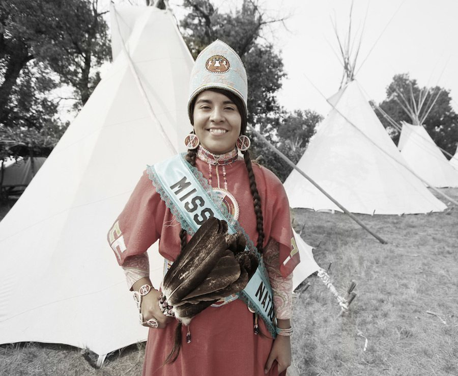 Modern Native Americans Pageant