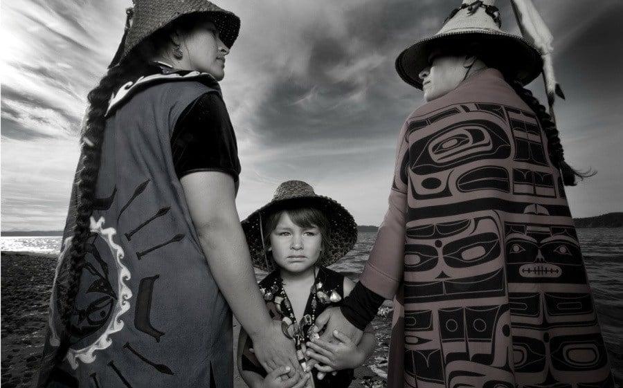 Modern Native Americans Trinity