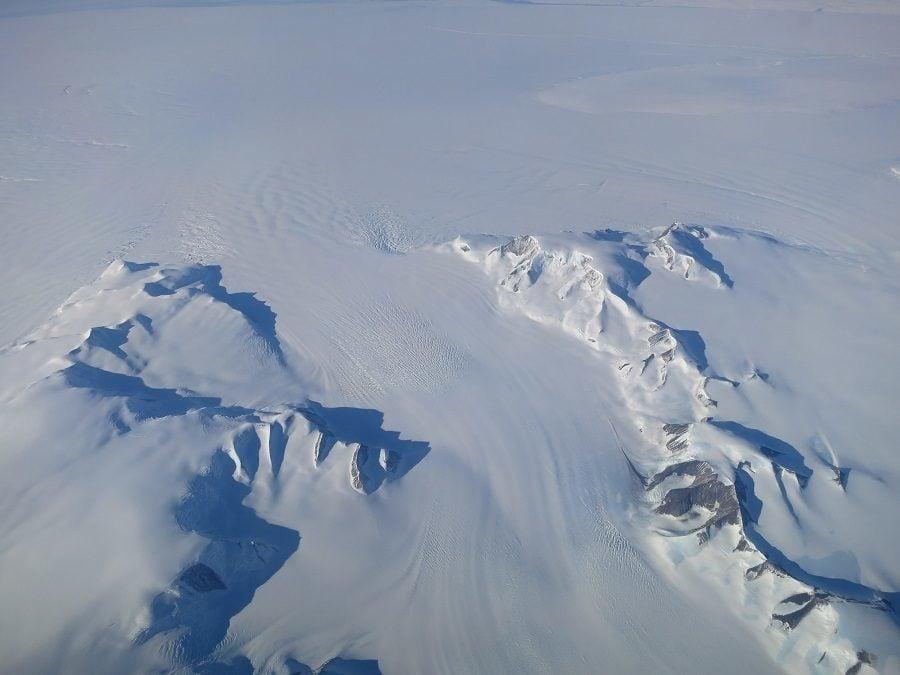 Antarctica Ice Snow