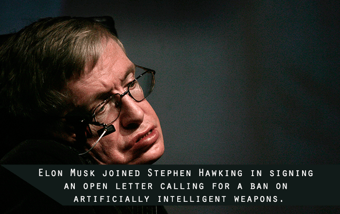 Artificially Intelligent Weapons