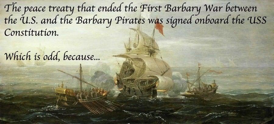 Barbary War Fact