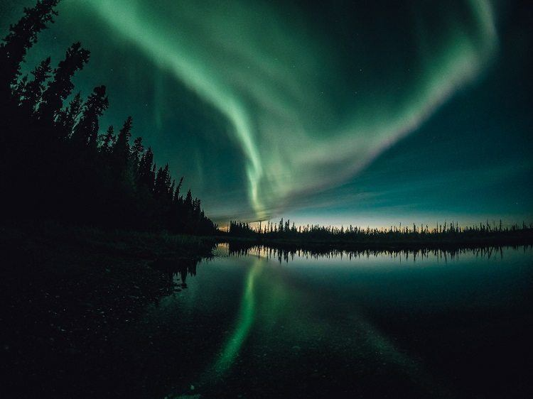 Best Gopro Photos Alaska Night