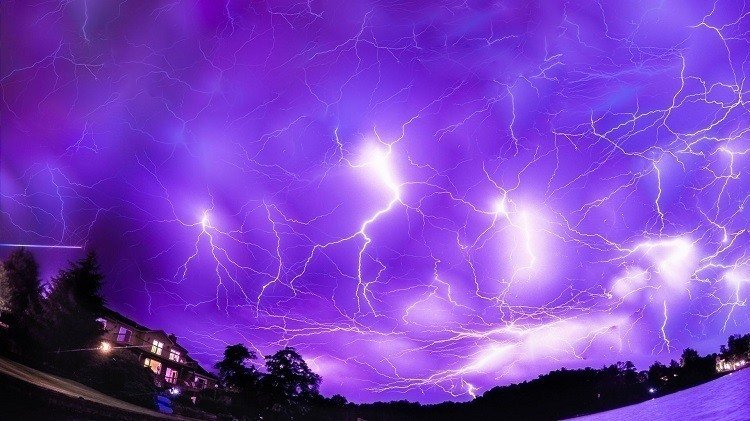 Best Gopro Photos Heat Lightning