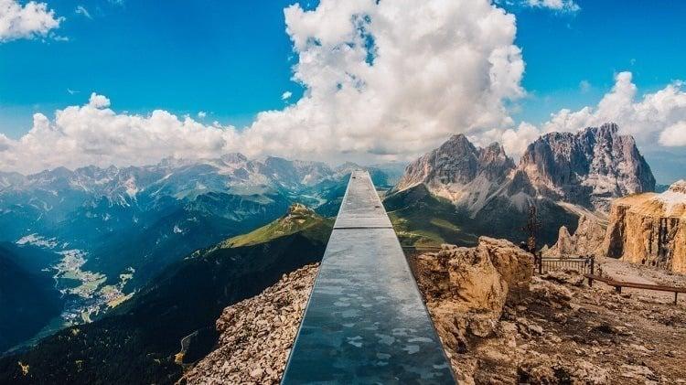Best Gopro Photos Italy Mountain