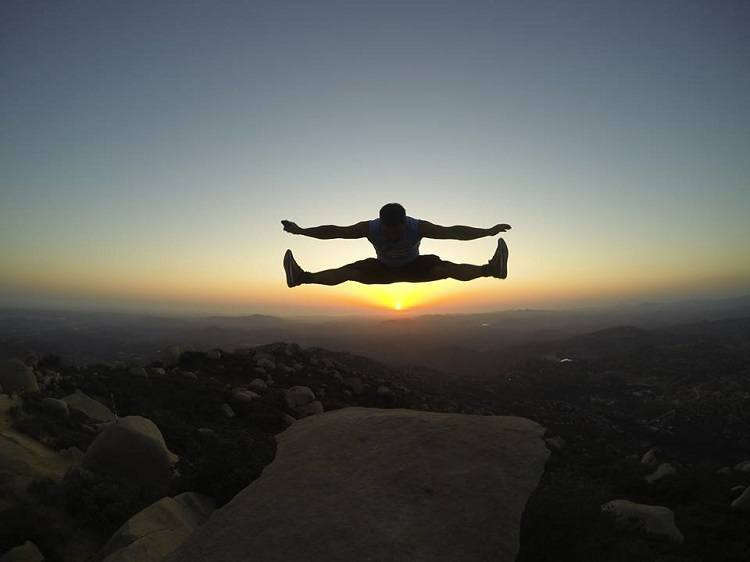 Best Gopro Photos Jump