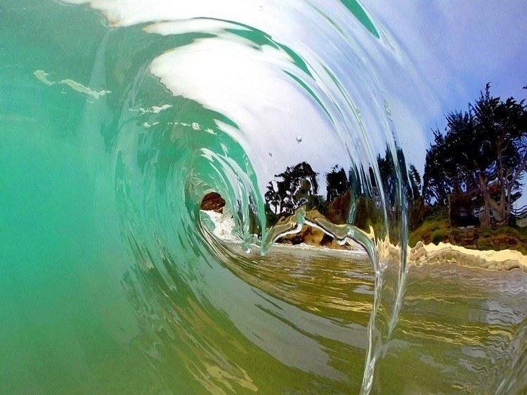 Best Gopro Photos Surfs Up