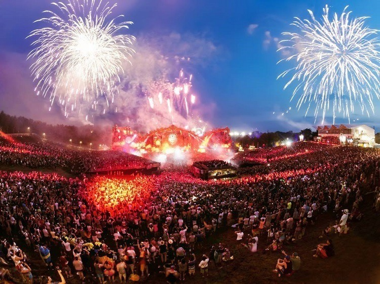 Best Gopro Photos Tomorrowland