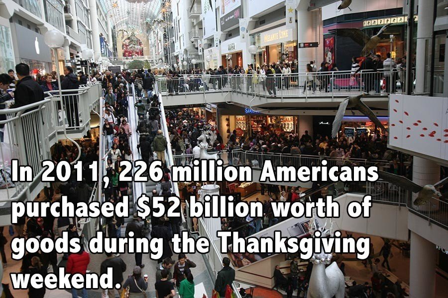 Black Friday Facts 52 Billion