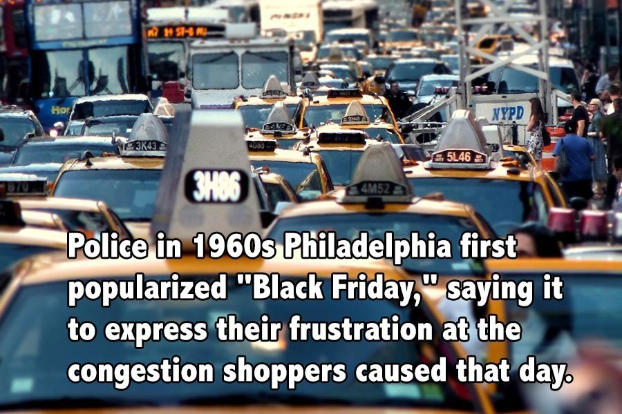 Black Friday Facts Traffic