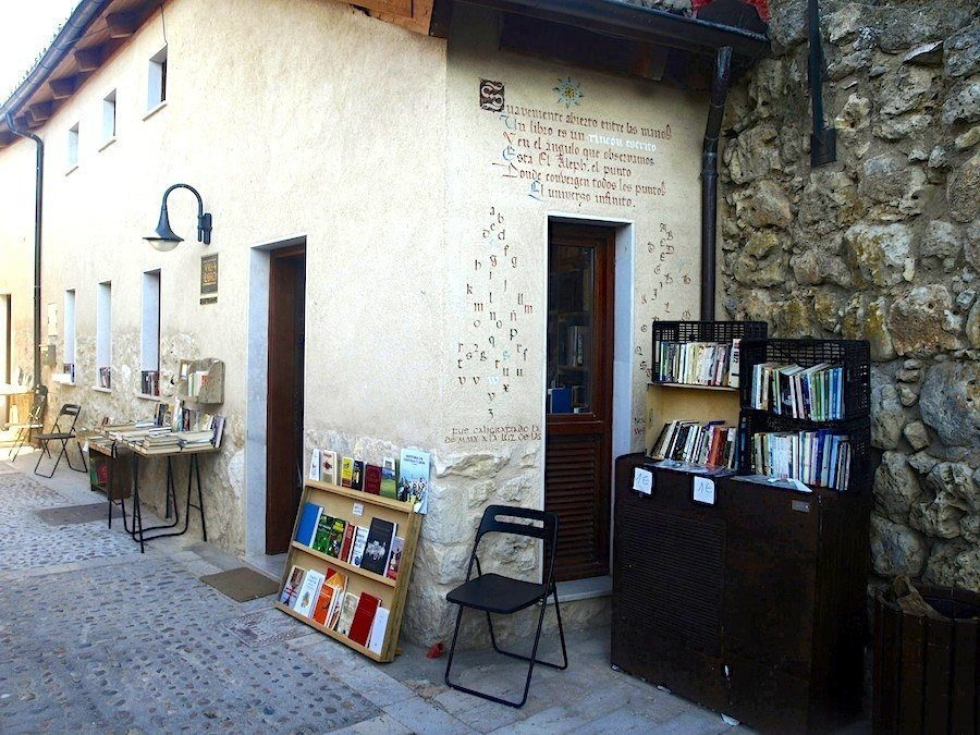 Urueña Spain Village Bookshops