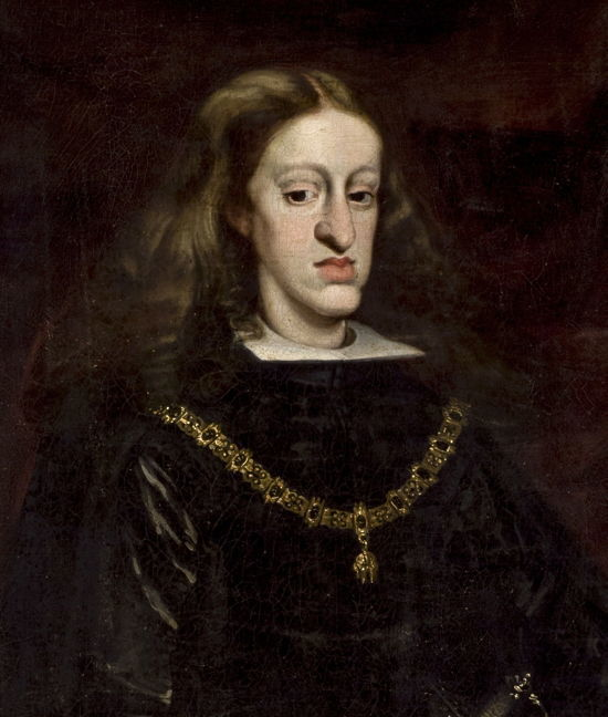 Stories Of Incest Charles II