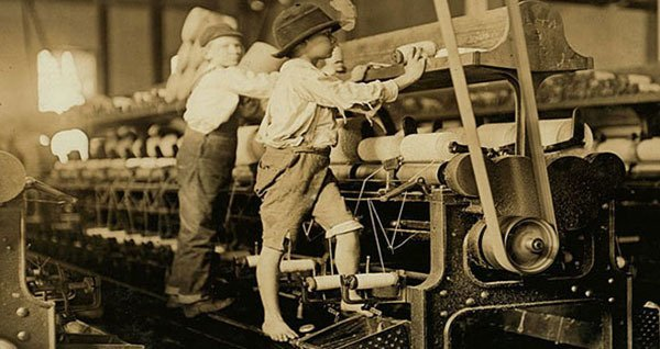 an analysis of the child labor in the united states history Sixty-nine extraordinary photographs of children at work from 1908-12, taken by lewis w hine, the investigative photographer for the national child labor beareau.