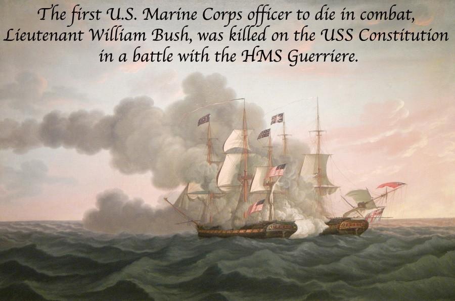 Constitution Battle Fact