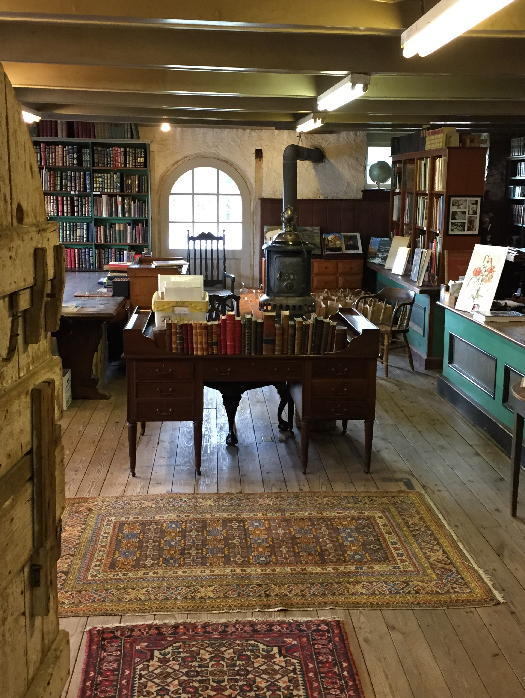 Coolest Bookstores Book Barn