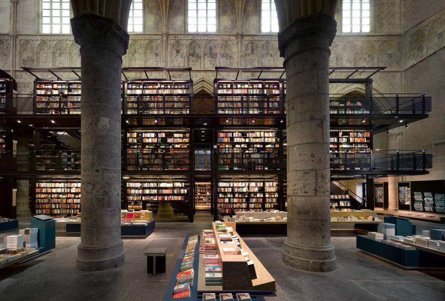 Coolest Bookstores Dominicanen Selexyz Columns