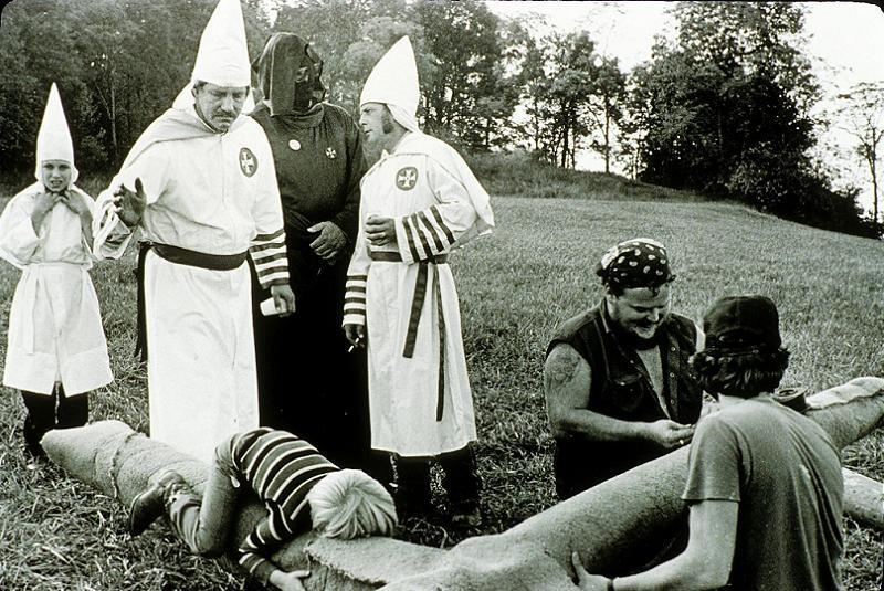 KKK Picnic Photo