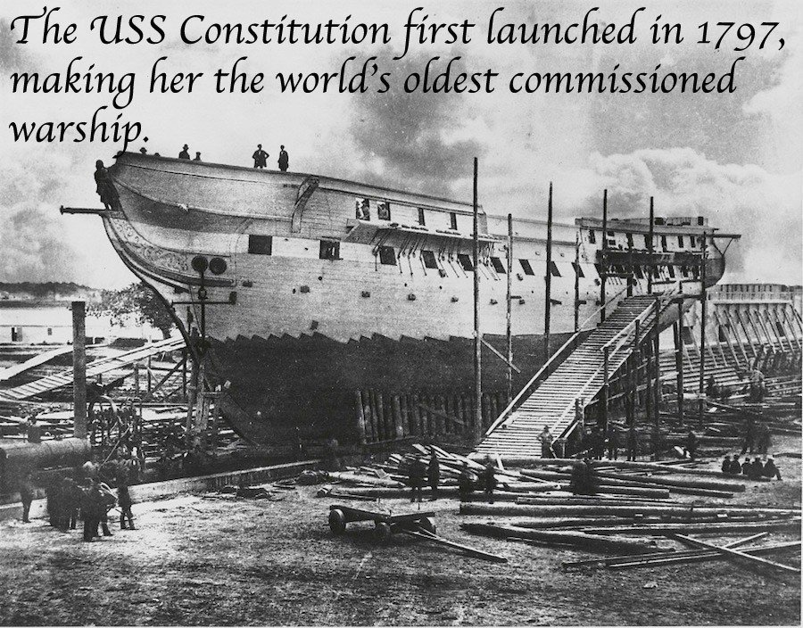 First Picture Constitution Fact
