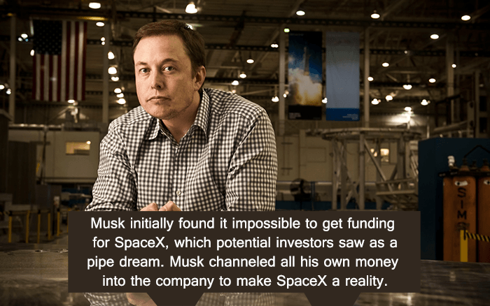 Founding Spacex