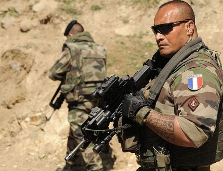 French Men Isis