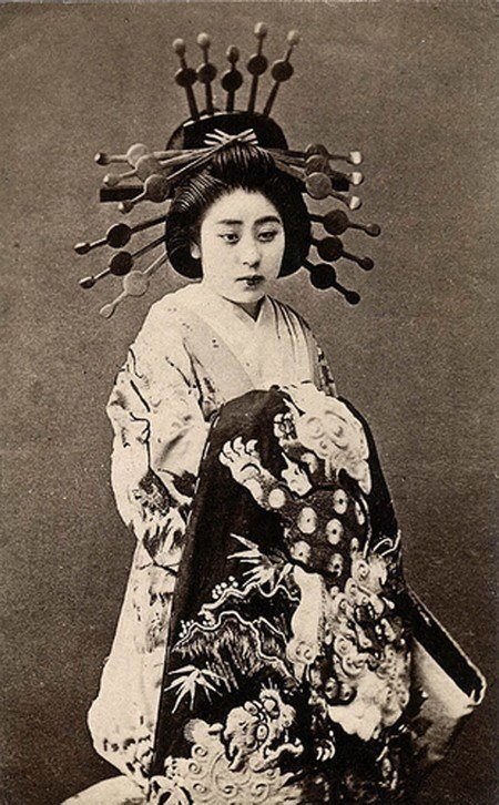History Of Prostitution Japan Oiran