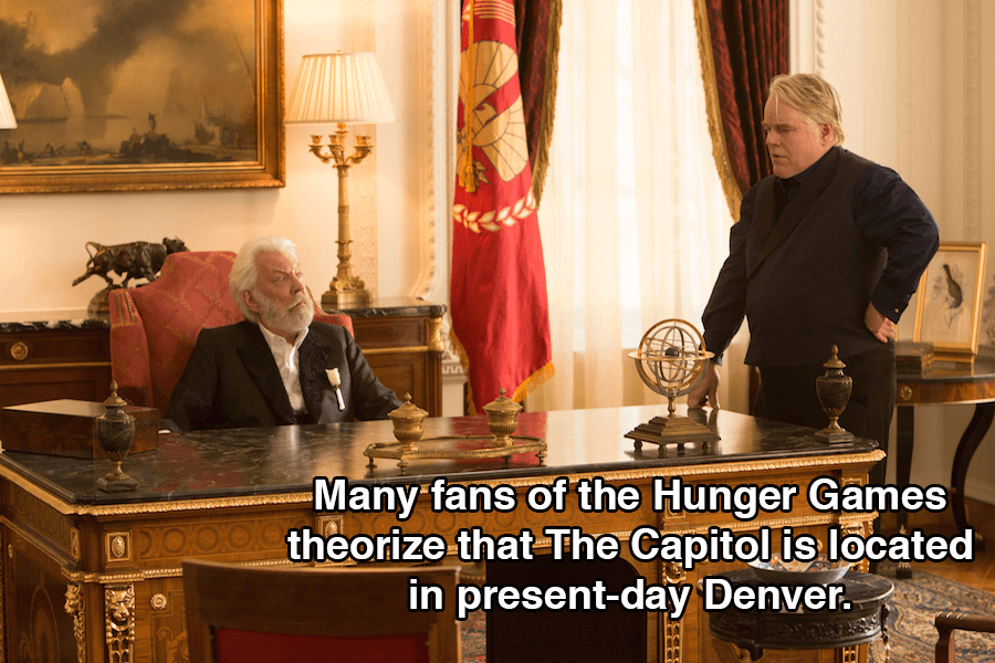 Hunger Games Facts Capitol