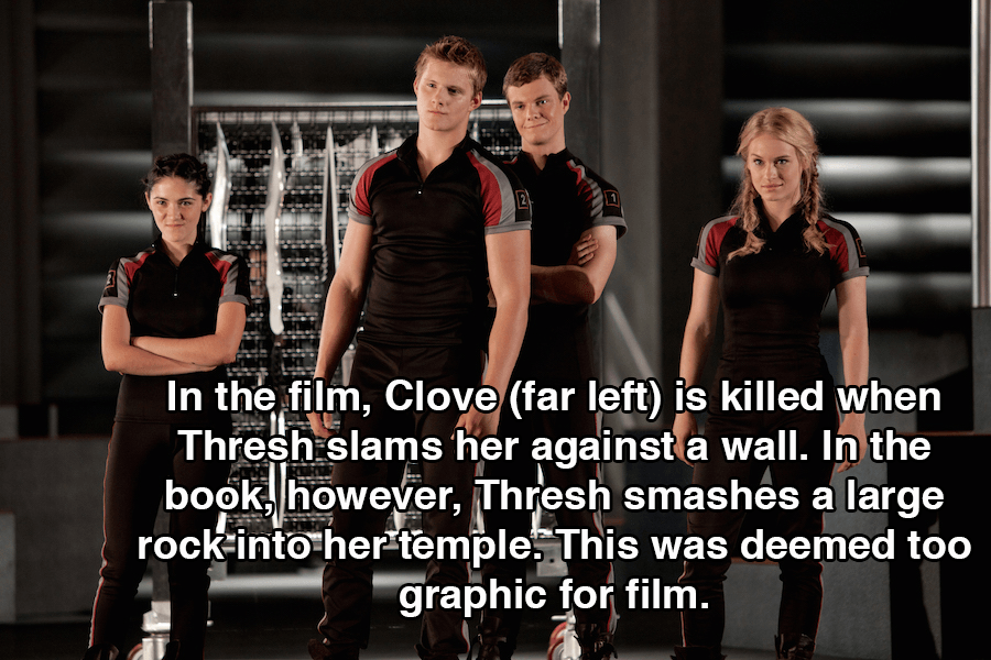 Hunger Games Facts Clove