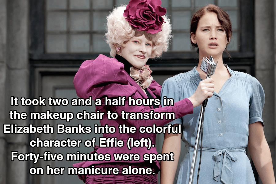 Hunger Games Facts Effie