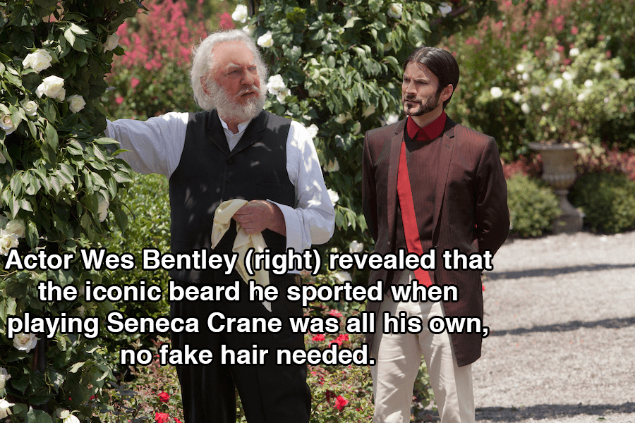 Hunger Games Facts Wes Bentley