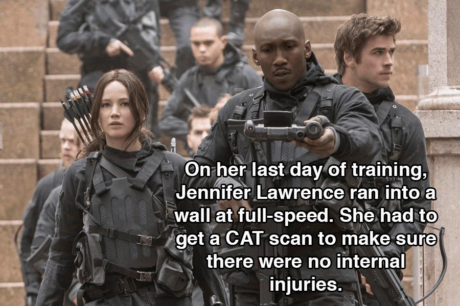 Hunger Games Injury