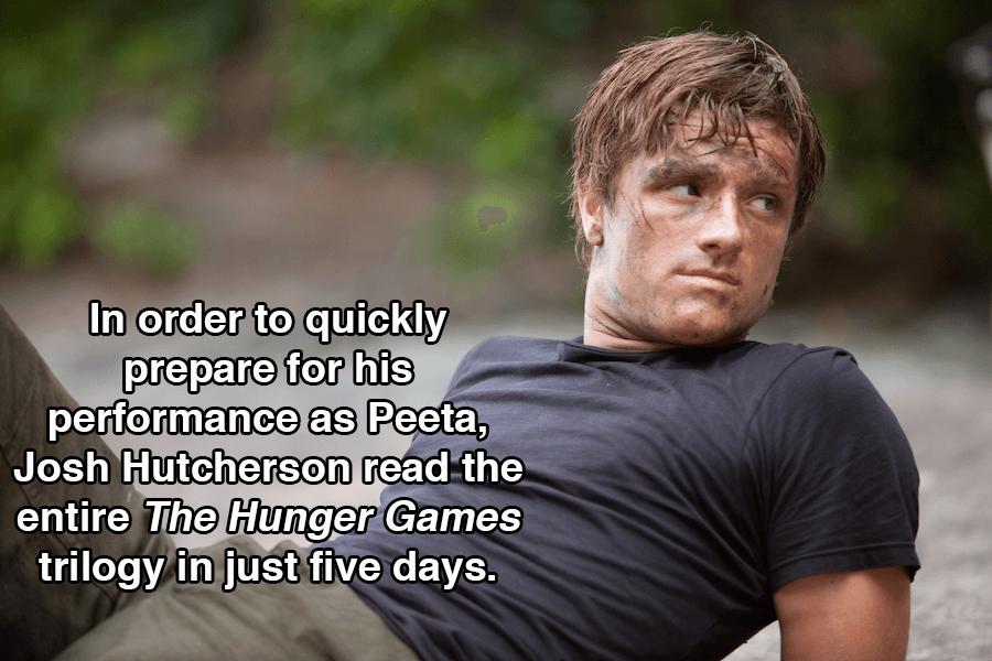 Hunger Games Josh Hutcherson