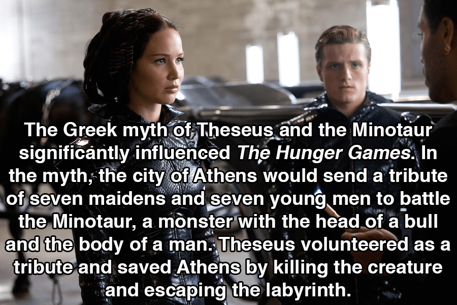 Hunger Games Minotaur