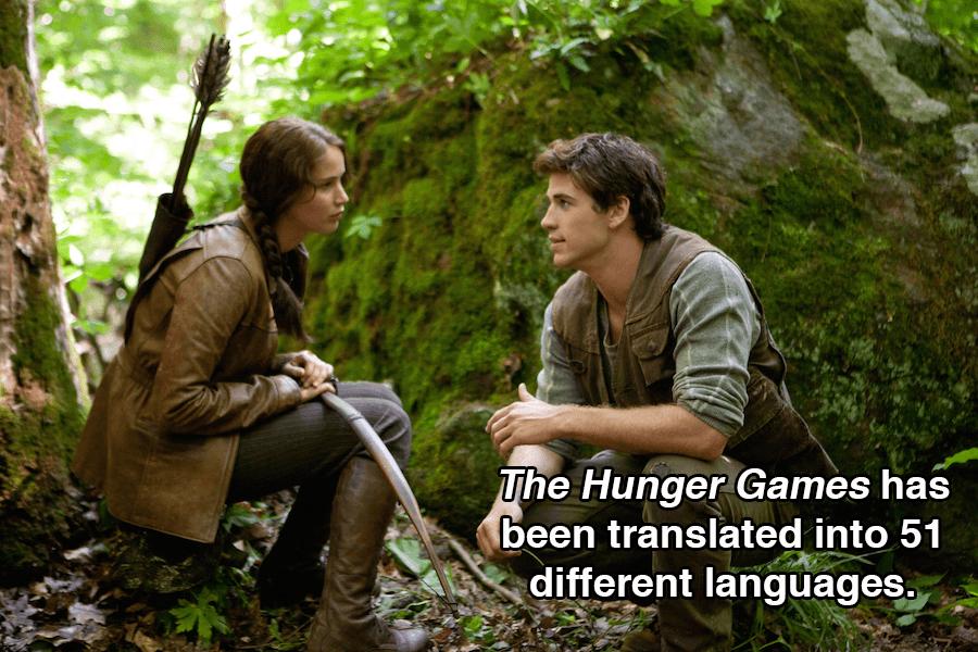 Hunger Games Translations