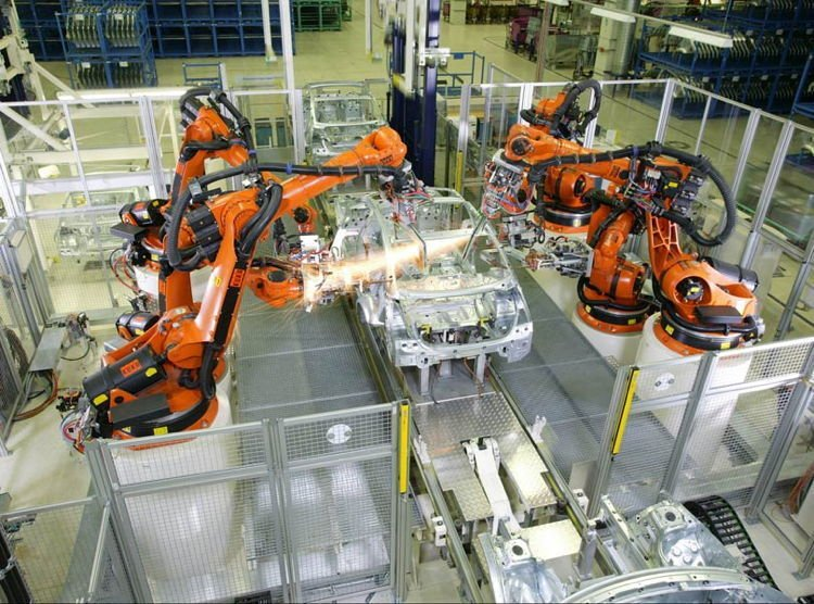 Industrial Robot Jobs