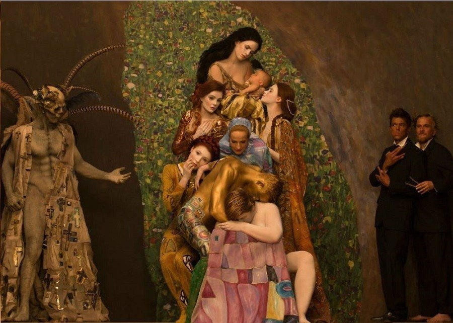Klimt Death And Life Recreation