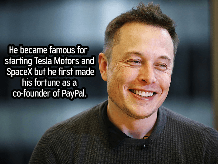 Elon Musk Facts PayPal